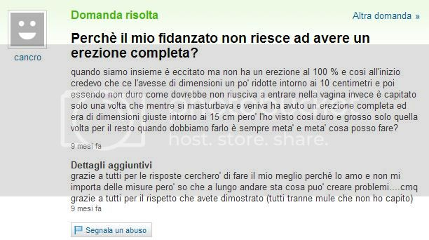 13.jpg Yahoo Answers/Ce l'ha sempre met&amp;agrave; e met&amp;agrave;. picture by riverblog