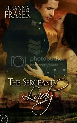 The Sergeant's Lady cover
